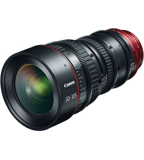 Canon CN-E30-105mm T2.8 L S Telephoto (EF Mount)
