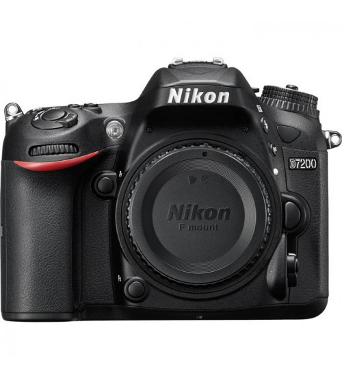 Nikon D7200 Body Only (Free Bag Size M)