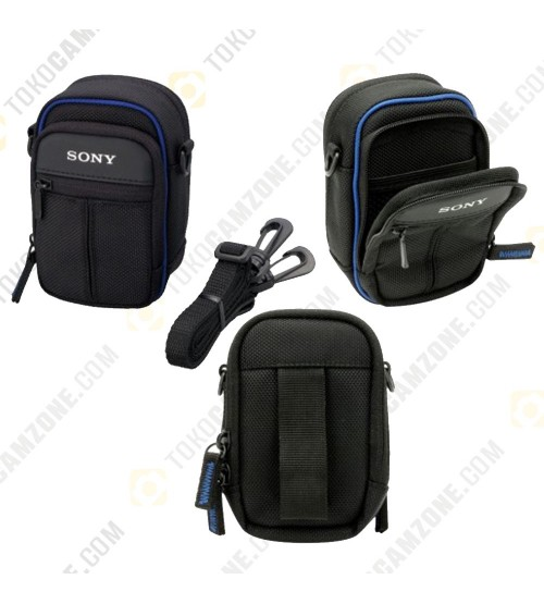 Sony LCS-CSJ for Sony DSC-S/W/T/N Series Digital Cameras Carry case