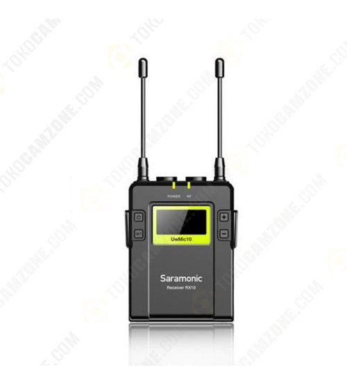Saramonic UWMIC10  (RX10 Only) UHF Wireless Lavalier