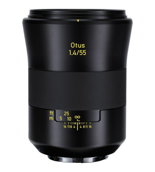 Carl Zeiss For Canon 55mm f/1.4 Otus ZE