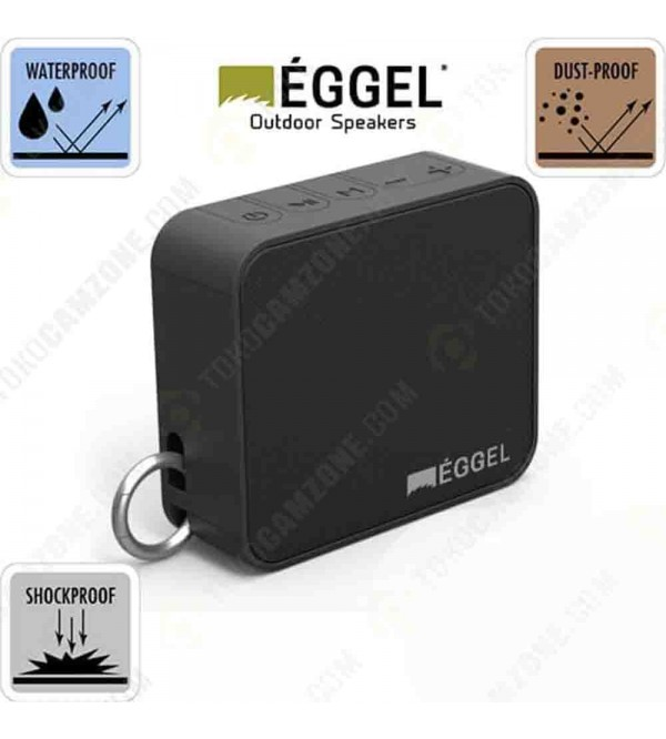 Eggel Fit Waterproof Portable Bluetooth Speaker Jual Harga