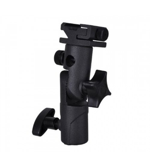 Flash shoe E Bracket Holder