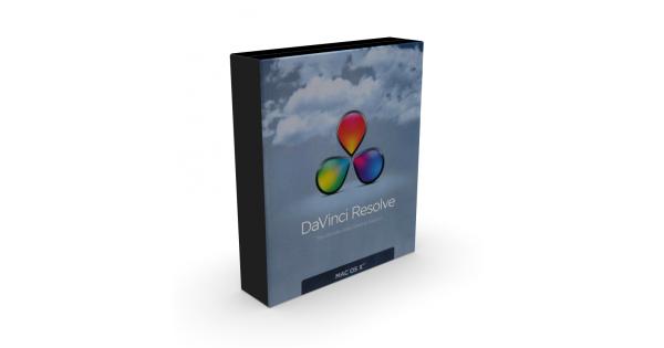 abdd1e556af2 Blackmagic Davinci Resolve Software