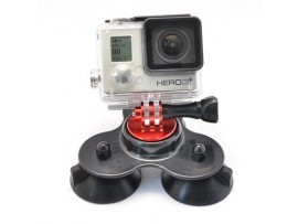GP179 GoPro Low Angle Removable Suction