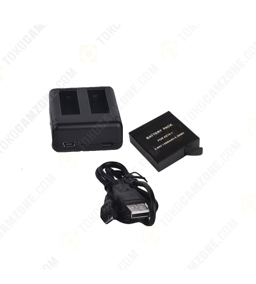 Uhero Battery + Charger for Xiaomi 4K