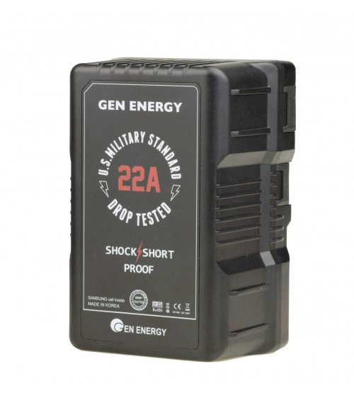 Gen Energy G-B100/290W 22A V-Mount Battery