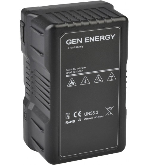 Gen Energy G-B100/290W 12A V-Mount Battery