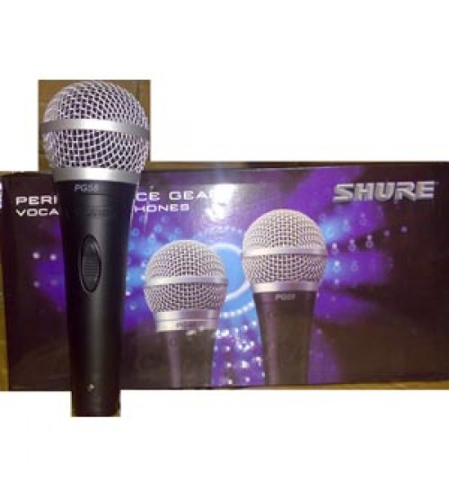 Shure PG58 1 Mic Cable