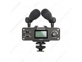 Saramonic CaMixer Microphone Kit with Dual Stereo Condenser Mics db9b06c6746d