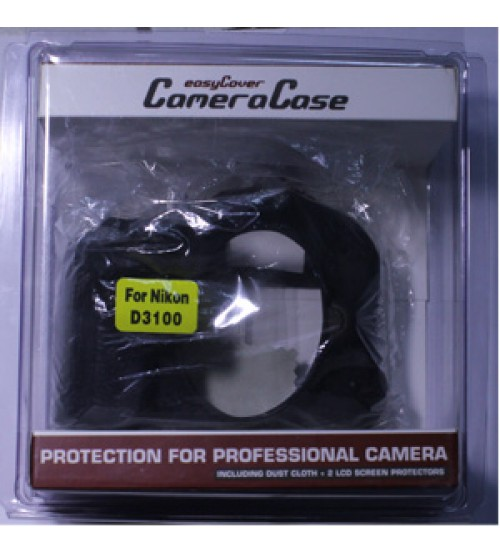 EasyCover Camera Case for D3100