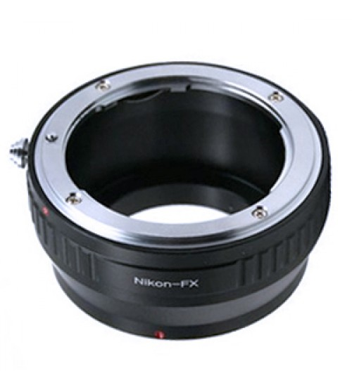 Lens Adapter Ring Nikon - Fuji FX (Body)