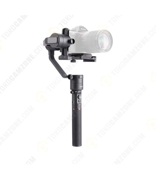 Moza AirCross Gimbal for Mirrorless Cameras (Promo Cashback Rp 301.000)