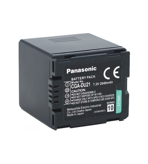 Battery Panasonic CGA-DU 21
