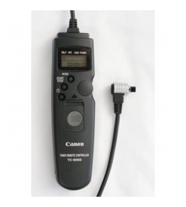Canon timer remote controller tc-80n3 manual