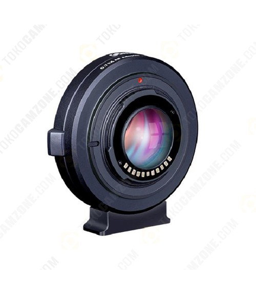 Commlite Auto Focus EF/EF-S Mount Lens to MFT Mount Camera Adapter CM-AEF-MFT Booster 0.71x