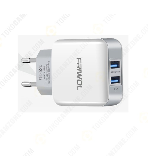 Friwol Charger 3.1A CHR-047