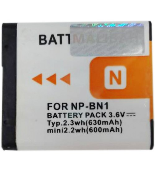 Malibah Battery NP-BN1 For Sony