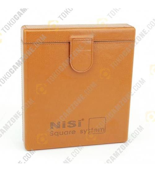 NiSi Square Leather Box 150mm System Stroge