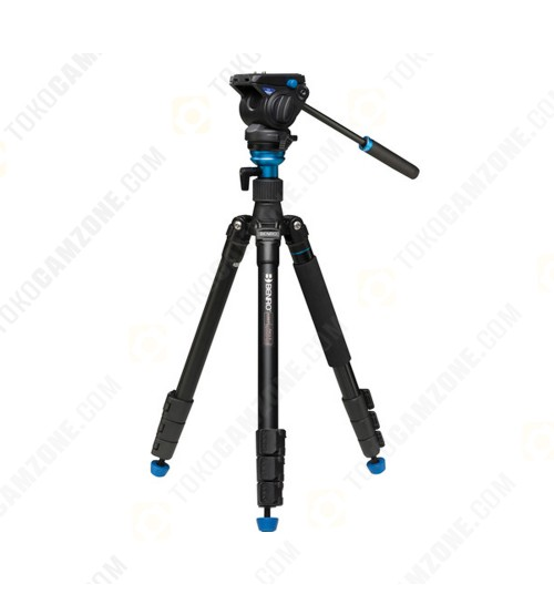 Benro A2883FS4 Aero 4 Video Travel Angel Tripod