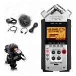 Zoom H4N Recorder + APH-4n Accessory Pack