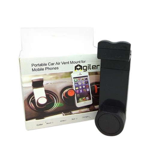 "Agiler Portable Car Air Vent Mount F""MP"
