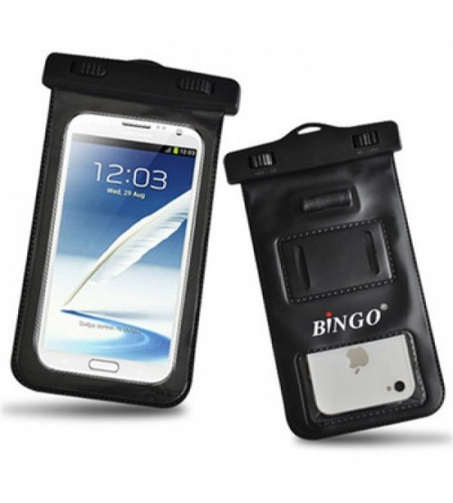 Bingo Waterproof Case WP-06123 (Black)