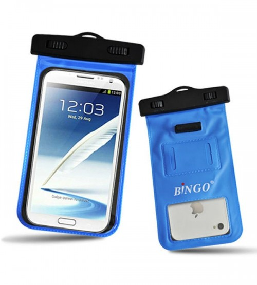 Bingo Waterproof Case WP-06121 (Blue)