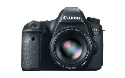 Spesifikasi & Review kamera Canon EOS 6D