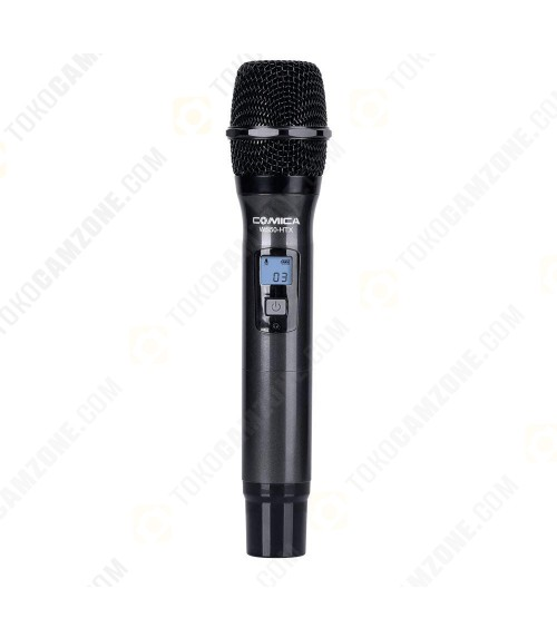 Comica CVM-WS50 (HTX) Wireless Handheld Microphone