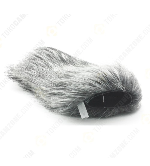 Huanor HN-22 Furry Mic Microphone Windscreen Muff Cover for Rode Videomic Pro Microphone
