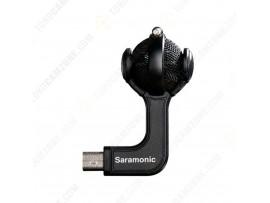 Saramonic GoMic   G-Mic Professional Stereo Ball Microphone for GoPro  HERO3 fdec03ebb6d7
