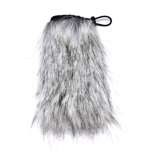 HUANOR HN-44 Windscreen Furry wind cover For BOYA BY-PVM1000 microphone