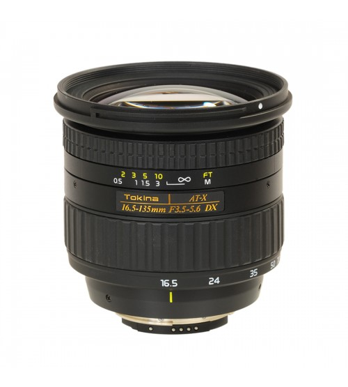 Tokina For Canon AF 16.5-135mm F/3.5-5.6 DX CLEARANCE SALE..!!
