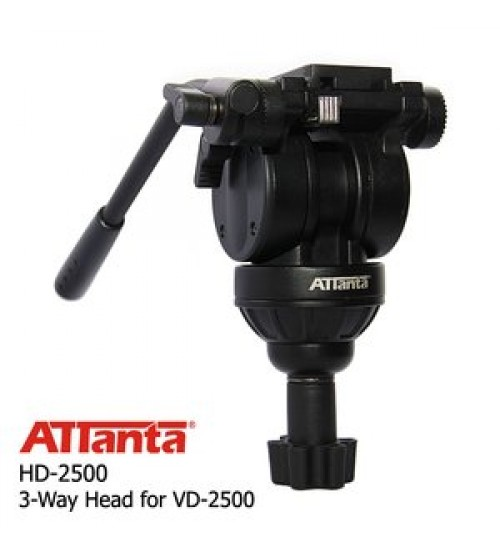 Attanta Video Head HD-2500
