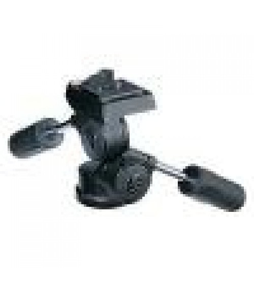 Giottos MH 5012 BallHead 3-Way Pan/Tilt Head with Quick Release Plate