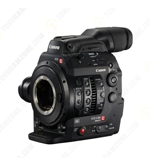 Canon EOS C300 Mark II Cinema EOS