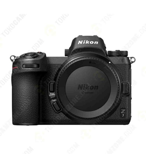 Nikon Z7 Mirrorless Digital Camera (Body Only) with FTZ Mount Adapter Kit (Promo Cashback Rp 8.500.000 + Free XQD 64GB)