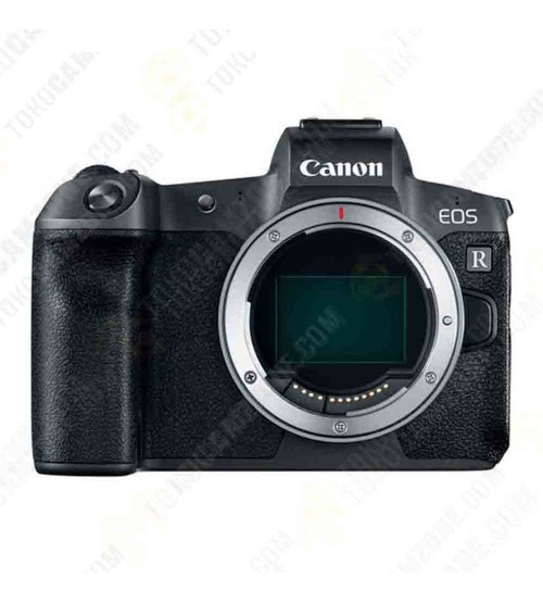 Canon EOS R Body Only (Promo Cashback Rp 8.000.000 + Free LP-E6N (By Claim))