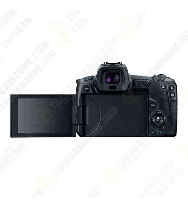 Jual Canon Eos R Body Only Harga Spesifikasi Specifications