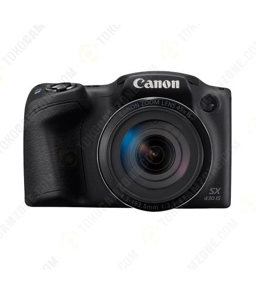 Canon PowerShot SX430 IS (Promo Cashback Rp 99.000)