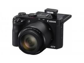 Canon PowerShot G3X Wi-Fi and NFC