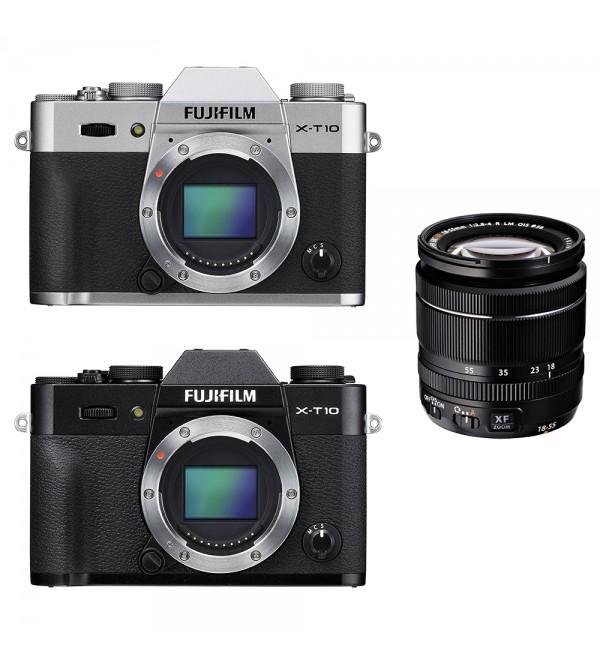 Fujifilm X T10 Kit 18 55mm