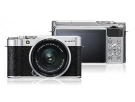 kamera fuji mirrorless