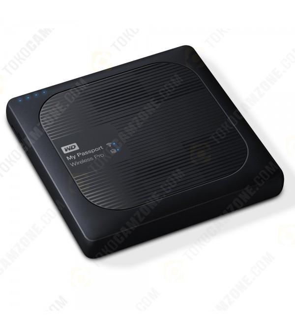 WD My Passport Wireless Pro 4 TB (WDE-BSMT-0040BBK)