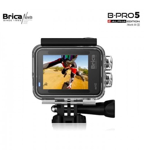 Brica B-Pro 5 Alpha Edition 4K Mark III S (AE3S) - Grey
