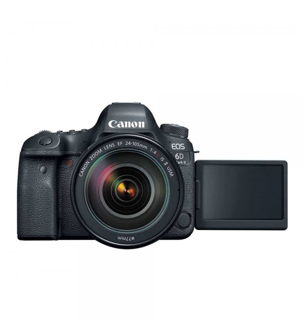 Canon EOS 6D Mark II Body Only (Promo Cashback Rp 1 500 000)