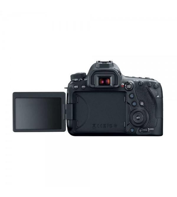 Canon EOS 6D Mark II Kit 24-105mm f/4 Lens