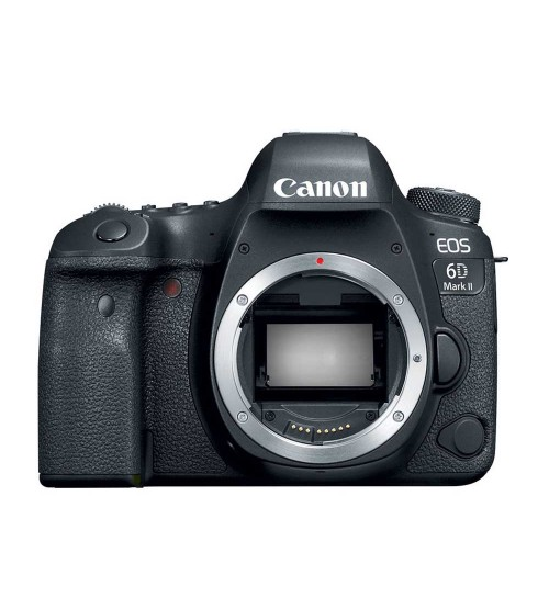 Canon EOS 6D Mark II Body Only  (Promo Cashback Rp 3.000.000 Periode 01 s/d 31 Mei 2021)