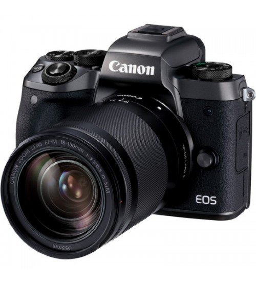 Canon EOS M5 Kit EF-M 18-150mm